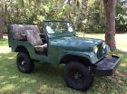 1960 Jeep Willys  1960 Willys Jeep