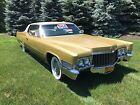 1970 Cadillac DeVille  1970 Cadillac Coupe Deville