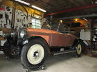 1927 Other Makes  RARE 1927 NASH ADVANCED SIX DE LUXE ROADSTER