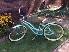 Diamondback Women's Bicycle 2015 Della Cruz Baby Blue