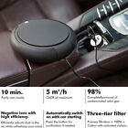 Air Purifier with HEPA Filter USB Portable Mini Cleaner Freshener For Car Unique