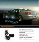 JAEL Door Welcome Ghost Light For Renault LOGO Projector Puddle Laser Light