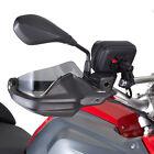 Kappa BMW R1200GS/F800GS Smoke Motorrad Plexiglass Extension For Hands Protector