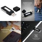 USB Mini Voice Activated Digital Spy Recorder 8GB Small Audio Recording 96 Hour