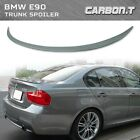 Stock IN US Trunk Wing Spoiler M3 Style For BMW E90 Sedan 4D 2005-2011 Unpainted