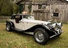1937 Replica/Kit Makes Jaguar SS100  1937 Jaguar SS100 Replica Kit Car Professionally Built