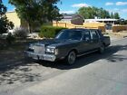 1985 Lincoln Town Car  1985 Lincoln Towncar, One owner.