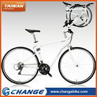 Folding Bike Road 700C Bicycle Roll, Carry!Shimano 24S 10.5kg DF-702W Size 490mm