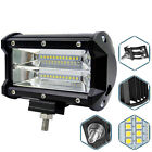 5'' 72W LED Work Light Bar Flood Driving Lamp For Auto Truck Boat Offroad Unique