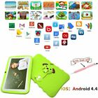 """7"""" Tablet PC  Android 4.4 Wifi 4G  A33 Quad Core  Dual Cam for Education Kids sm"""