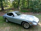 1972 Datsun Z-Series Chrome 1972 DATSUN 240z Coupe Manual 4-Speed 6 cylinder California Car 72,000 OG Miles