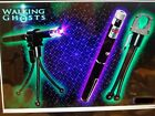 Ghost Hunting Paranormal Equipment Kit Vioilet LASER GRID PEN 5MW+ HOLDER+TRIPOD