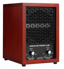 Breathe Fresh Air HEPA Filter Ionic Ionizer Air Purifier with UV Sterilizer and