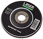 GRINDING DISCS 100MM 1PC FROM LASER TOOLS