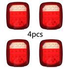4X 12V 16 LED Truck Trailer for Jeep JK TJ CJ YJ Stop Turn Signal Tail Light