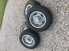 chevy chevrolet rally ralley wheels tires covette camaro nova chevelle hot rod