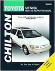 Chilton Toyota Sienna 1998-2010 Repair Manual (68680)