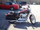 2007 Harley-Davidson Sportster  2007 HARLEY DAVIDSON XL883C WITH LOW MILES