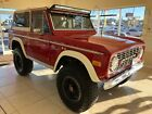 1976 Ford Bronco  1976 FORD BRONCO! Restored!! OVER $56,000 in receipts!! A must see!!