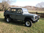 1987 Land Rover Defender  1987 Land Rover Defender 110 Crew Cab