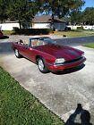 1995 Jaguar XJS Luxury WOW FL.Car GREAT SHAPE JAGUAR XJS Convertible Runs great! NO ACCIDENTS! NO RUST!