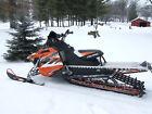 Polaris 2015 Pro RMK 800 Snowmobile 155 inch track