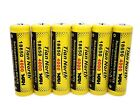 TianNorth 8PCS 3.7V 18650 4000mah Rechargeable Lithium Battery PCB FOR ,Head