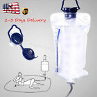 Enema Bag Colonic Irrigation Cleansing Set Medical Cleaner Equipment for Health