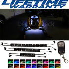 Keychain Remote Control Led UnderGlow Snowmobile Lights Kit Ski-Doo Freeride 850
