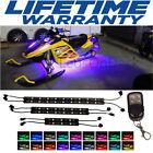 Yamaha Led Underglow Neon Snowmobile Body Lights Kit SRX120 VK540 Professional