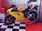 2008 Ducati Superbike  2008 Ducati 1098 adult owned, carbn fiber extras rare yellow and 1200 miles