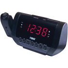 NAXA Electronics NRC-173 Projection Dual Alarm Clock