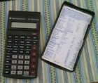 Texas Instruments BA Real Estate Business Analyst Calculator Cover Card