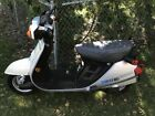 1983 Honda Aero 80 Scooter - 63 original miles, paperwork included, very rare