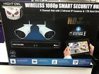 NEW IN BOX Night Owl Wireless 1080p Smart Security Hub - 2 Camera/4 Channel/1TB