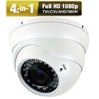 4-in-1 AHD Sony CMOS 960H 2.6MP 1080P -} Security Camera 2.8~12mm Vari-focal OSD
