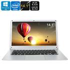 "T-Boa Tbook Pro, 14.1"" Notebook Laptop PC, Windows 10, 4GB RAM, Quad Core,Wi-Fi"
