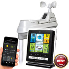 AcuRite 02064MA1 Pro Weather Station with PC Connect 5-in-1 Weather Sensor an...