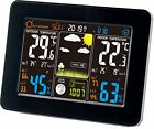 Atomic Wireless Weather Station with Indoor / Outdoor Wireless Sensor – TG645...