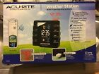 ACURITE Weather Station With Projection Alarm Clock