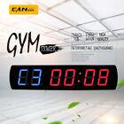 [Ganxin]4 inch gym crossfit timer interval training clock