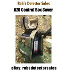 AZO Control Box Cover for Minelab Metal Detectors - Gold Prospecting & Mining