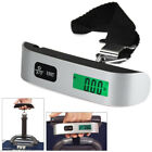 50kg/10g Portable LCD Digital Hanging Luggage Scale Electronic Weight