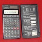 Casio Scientific Calculator FX-115w S-VPAM Solar/Battery 2-Line Display