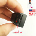 wireless MINI Spy Quad Band GSM SIM Card Room Audio Bug Listening voice Activate