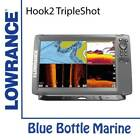 Lowrance Hook2 12 TripleShot with High Chirp, SideScan & DownScan (AUS/NZ CMAP)