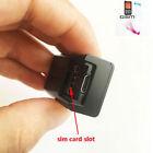 MINI Spy Quad Band GSM SIM Card Room sound Audio Bug Listening voice Activate