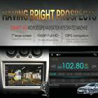 7''TFT LCD Touch Screen Quad Core Car MP5 Player Radio Stereo GPS WIFI Bluetooth