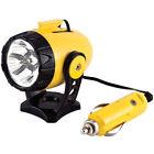12V Ultrabright 5 LED Magnetic Spotlight Torch Car Auto Woerlight Light HOT