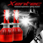 XENTEC LED HID Headlight kit H7 White for Mercedes-Benz GL63 AMG 2013-2016